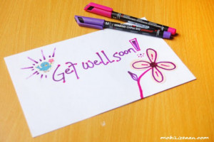 of Get Well Soon Quotes And Saying With Beautiful Card.Get Well ...