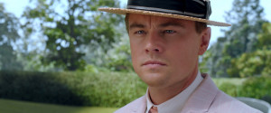 ... stars as Jay Gatsby in Warner Bros. Pictures' The Great Gatsby (2013