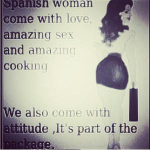 Latin women!