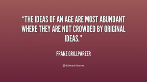 Franz Grillparzer Famous Quotes 5