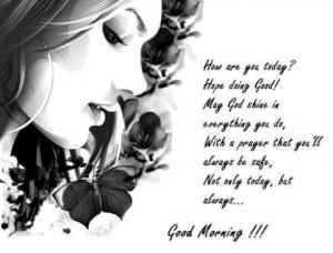 GOOD MORNING PUTTER