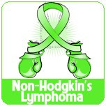 Non-Hodgkin's Lymphoma Fight Like a Girl Shirts and Gifts