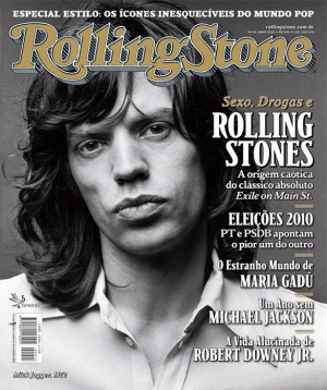 ... Stones might not last for ever but we'll be going until sometime this