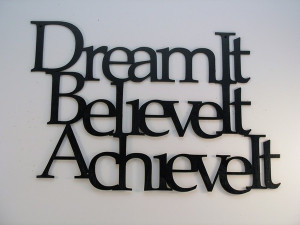 goal is a dream with a deadline. -Napoleon Hill set-your-goals