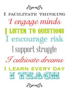 Printable Teacher Appreciation Quote More