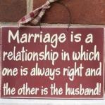 The Definition Of Marriage