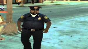 Thread: How do fat weak cops pass all those tests to become cops? srs ...
