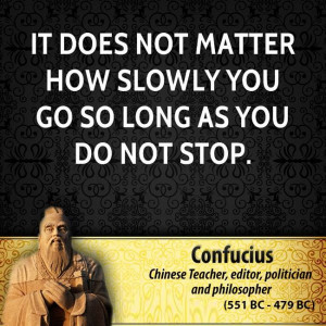Motivational Confucius Quotes