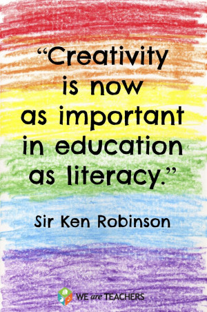 important in education as literacy.