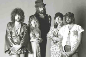 ... Buckingham, Stevie Nicks, Mick Fleetwood, Christine McVie, John McVie