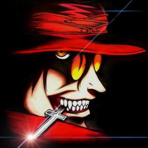 ... head right now is Alucard, Hellsing (Goku doesn't count just because