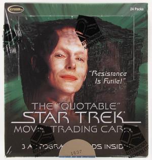 Star Trek Movie Quotes