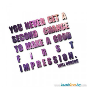 Will rogers, quotes, sayings, second chance, impression