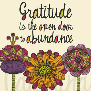 Gratitude-is-the-open-door-to-abundance