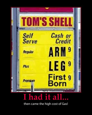 High Gas Price jokes -pictures-funny images