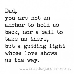 Dads Quotes Best dad's quotes