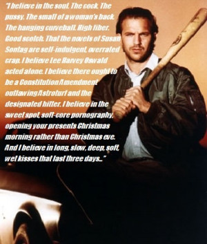 Go Back > Gallery For > Bull Durham Quotes