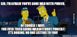 Philosophical quote... from the simpsons