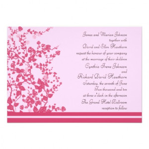 Romantic Quotes for Wedding Invitations