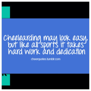Cheerleading Quotes HD Wallpaper 5