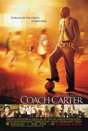 Coach Carter (2005) poster