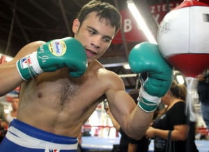 boxing news julio cesar chavez jr quick quotes by karl freitag photos ...