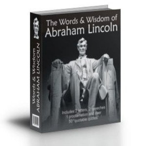 Abraham Lincoln - Success for Managers, Entrepreneurs & Sales ...