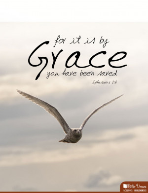 By Grace | Bible Verses, Bible Verses About Love, Inspirational Bible ...
