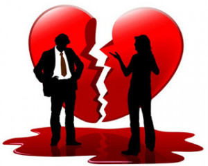 ... marriage it s because their marriage is beginning to crumble it may