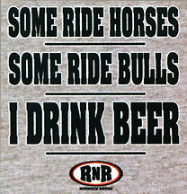 ... : Choose Any 3 from Cowboy Brands Cowboy or Cowgirl Adult Tees