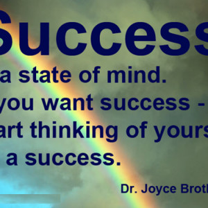 Wise Thinking Beautiful Quotes on Success