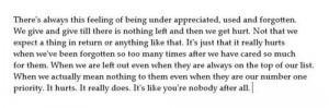 depressed, emotions, forgotten, hurt, quotes, text