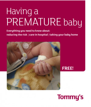 Having a Premature Baby - Tommy's Guide