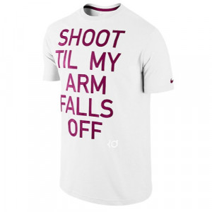 Home : Back to Search Results : Nike KD Quote T-Shirt - Men's