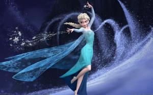 Disney vient de produire La Reine des neiges qui transforme les petits ...