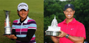 Makers of golf history: Ms. Yani Tseng is the youngest to win 4 major ...