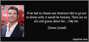 Simon Cowell Quote