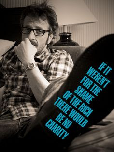 Marc Maron--no longer just a podcast! (Thanks, IFC!)