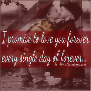 forever quotes for her young love last forever series your hand in ...