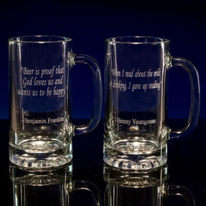 Funny Beer Mugs Drinking Glasses Drinking quotes beer mugs
