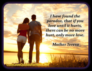 Cute Love Quotes For Him 100