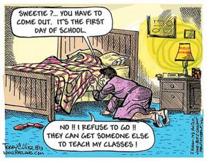 Back to school, Israeli-style