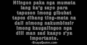 bisayaquotes read more show less