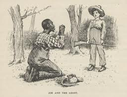 Racism in Huckleberry Finn research papers show how Mark Twain used ...