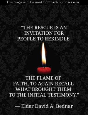 Rekindle Faith