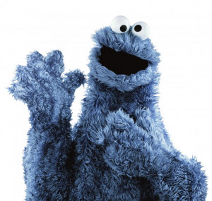 WHO IS COOKIE MONSTER?
