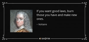 Voltaire Quotes - Page 11