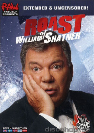 Comedy Central Roast - William Shatner