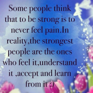 struggle and pain quotes | Being strong is hardwork. #struggles # ...