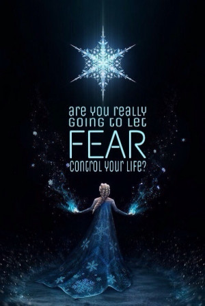 Frozen Frozen Quotes